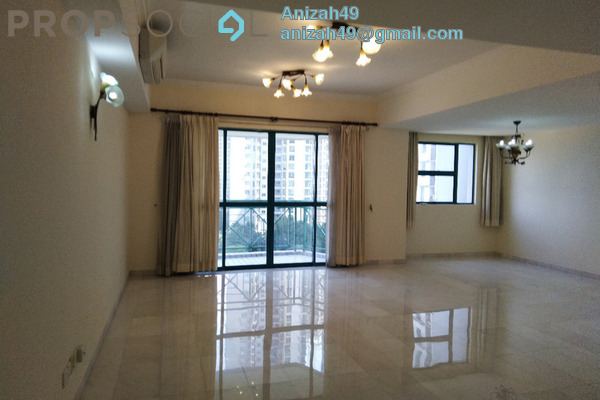 For Rent Condominium at D'Mayang, KLCC Freehold Semi Furnished 1R/0B 3.5k