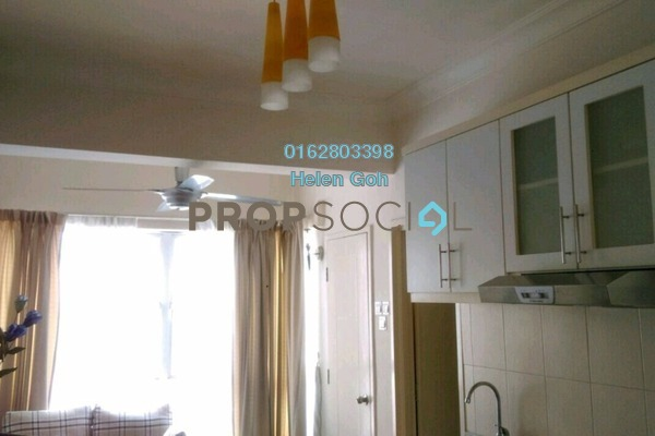 For Rent Apartment at Casa Mutiara, Pudu Freehold Fully Furnished 0R/1B 1.5k
