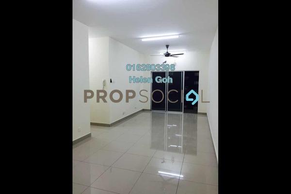 For Rent Apartment at OUG Parklane, Old Klang Road Freehold Unfurnished 3R/2B 1k