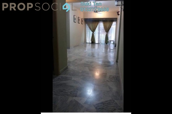 For Sale Condominium at Kestana Condominium, Bandar Menjalara Freehold Semi Furnished 3R/2B 348k