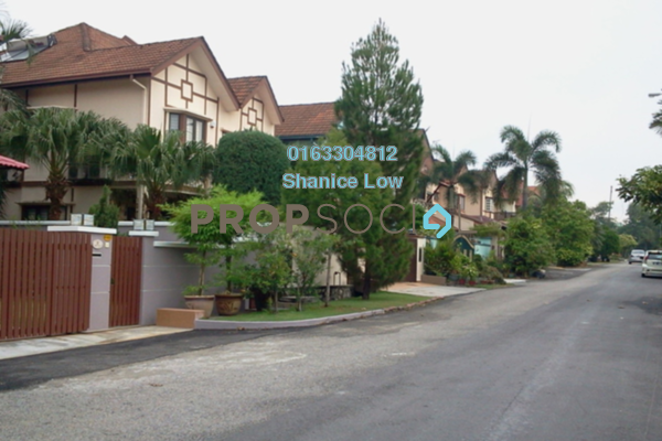 For Sale Semi-Detached at USJ 17, UEP Subang Jaya Freehold Semi Furnished 5R/4B 1.5m