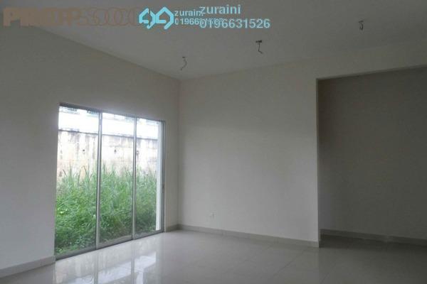 For Sale Semi-Detached at Saujana Impian, Kajang Freehold Unfurnished 4R/5B 940k