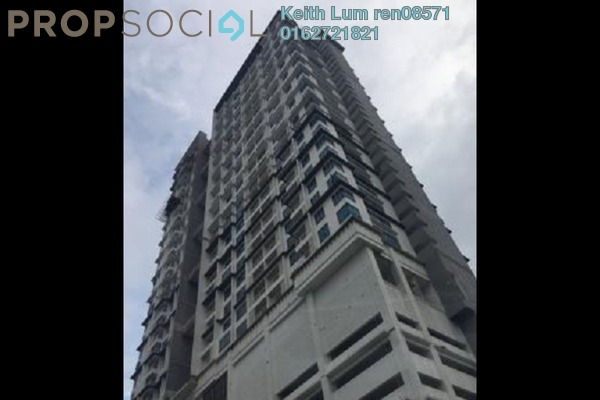 For Rent Condominium at Court 28 @ KL City, Sentul Freehold Fully Furnished 2R/2B 2k