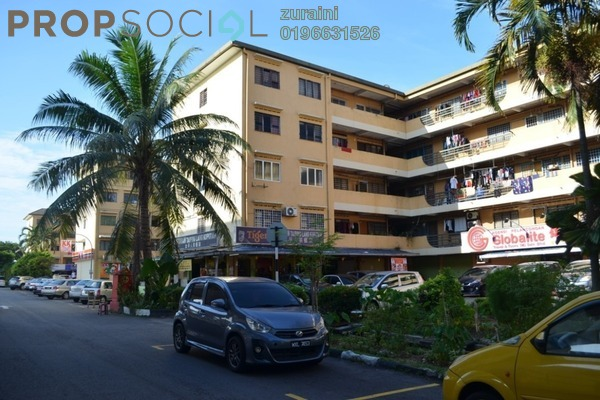 For Sale Apartment at Goodyear Court 2, UEP Subang Jaya Freehold Unfurnished 2R/1B 230k