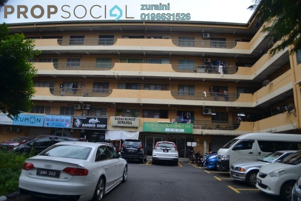 For Sale Apartment at Goodyear Court 2, UEP Subang Jaya Freehold Unfurnished 1R/1B 280k