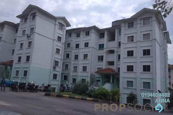 For Sale Apartment at Residensi Warnasari, Puncak Alam Freehold Unfurnished 3R/2B 155k