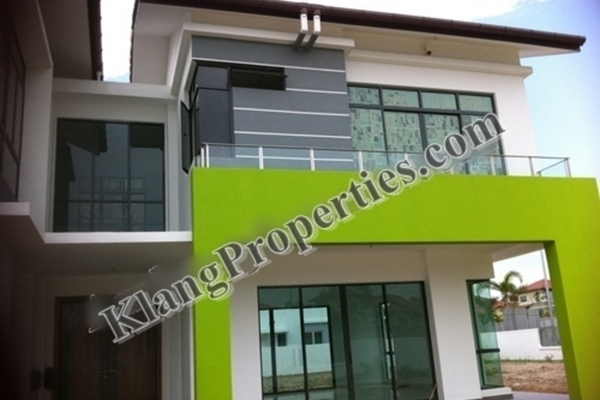 For Sale Bungalow at Ambang Botanic 1, Klang Freehold Unfurnished 5R/5B 3.2m