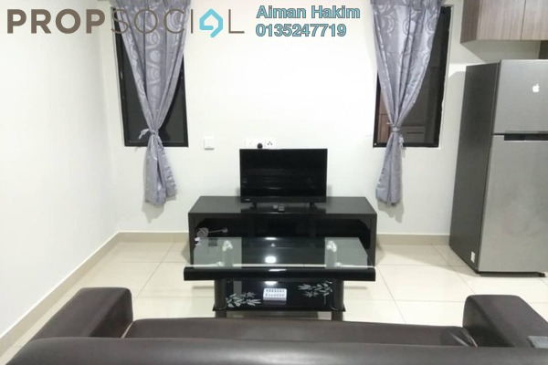 For Rent Condominium at Hyve, Cyberjaya Freehold Fully Furnished 2R/1B 1.45k