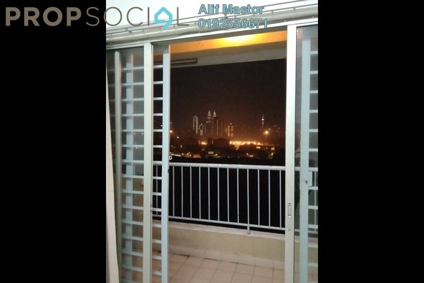 For Rent Condominium at Madu Mas, Setapak Freehold Unfurnished 4R/2B 1.7k