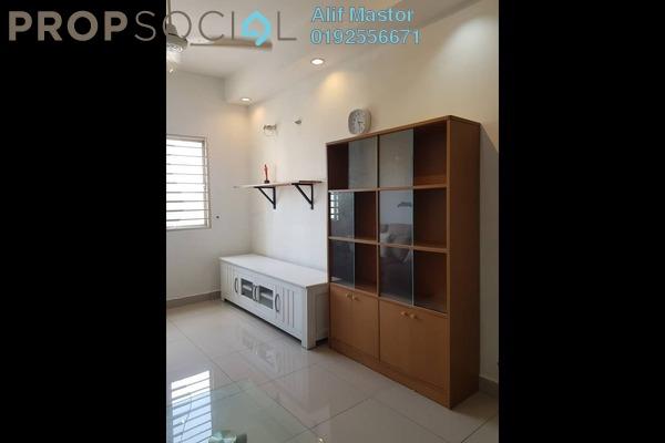 For Rent Condominium at Putra Suria Residence, Bandar Sri Permaisuri Freehold Fully Furnished 3R/2B 1.6k