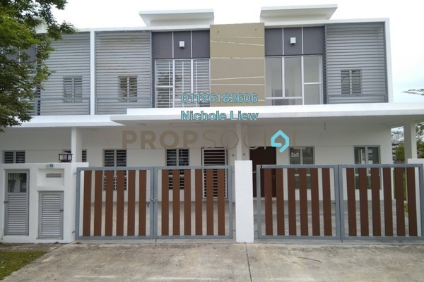 For Sale Terrace at Setia EcoHill, Semenyih Freehold Semi Furnished 4R/3B 526k