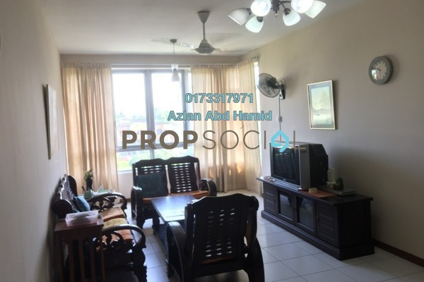 For Rent Condominium at The Tamarind, Sentul Freehold Fully Furnished 3R/3B 2.5k