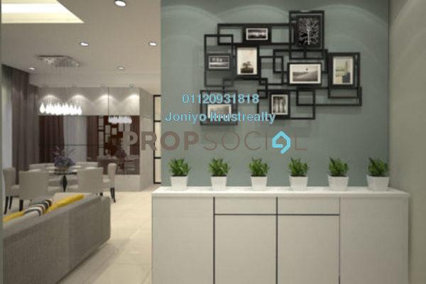 For Sale Condominium at Ryan & Miho, Petaling Jaya Freehold Semi Furnished 3R/2B 530k