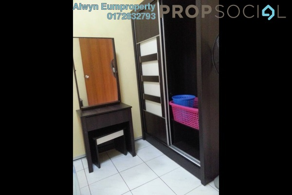 For Sale Condominium at Endah Ria, Sri Petaling Leasehold Fully Furnished 3R/2B 510k