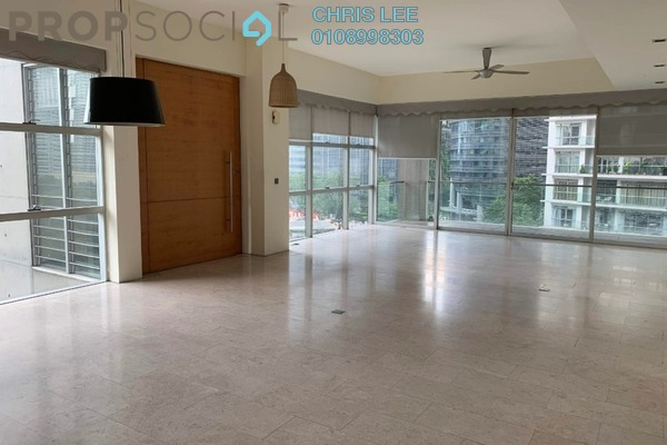 For Sale Condominium at Park Seven, KLCC Freehold Semi Furnished 2R/2B 2.75m