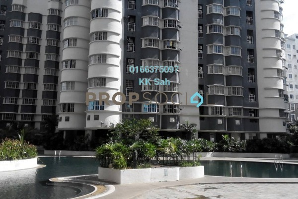 For Sale Condominium at Regensi, Klang Freehold Fully Furnished 2R/1B 270k