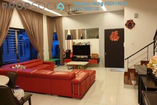 For Sale Semi-Detached at Kinrara Hills, Puchong Freehold Semi Furnished 5R/6B 2.35m