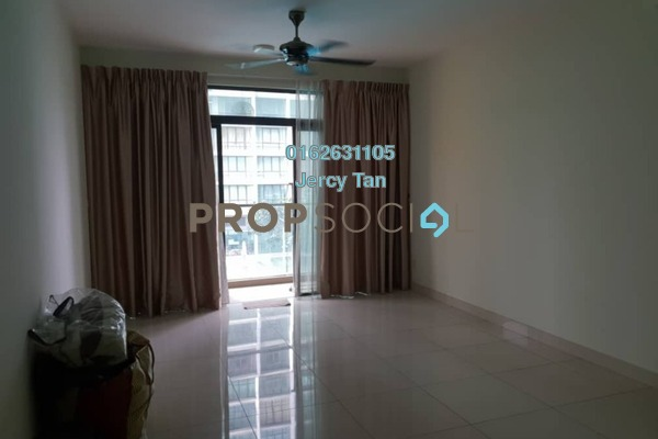 For Sale Condominium at The Z Residence, Bukit Jalil Freehold Semi Furnished 3R/1B 615k