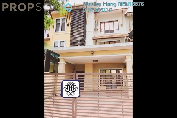 For Sale Superlink at BK9, Bandar Kinrara Freehold Semi Furnished 4R/4B 1.25m