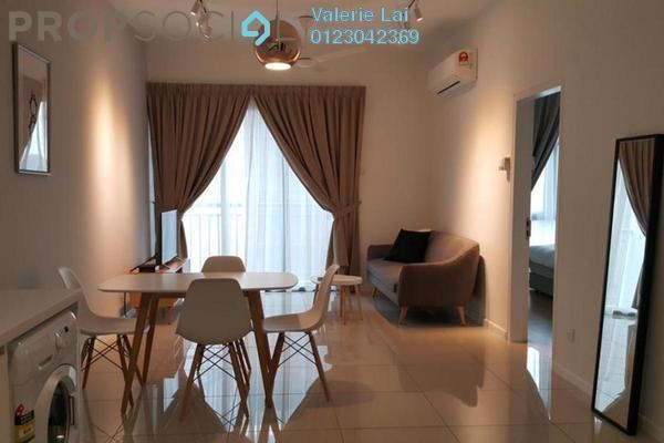 For Rent Condominium at Urbana Residences @ Ara Damansara, Ara Damansara Freehold Fully Furnished 2R/2B 2.1k