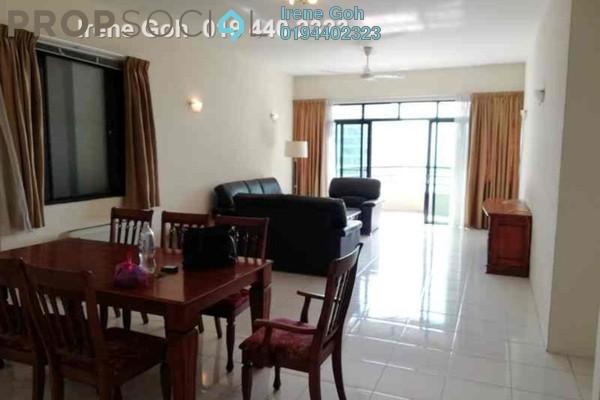 For Rent Condominium at Sri Pangkor, Pulau Tikus Freehold Fully Furnished 4R/3B 3k