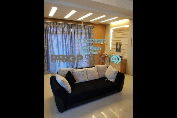 For Sale Bungalow at Taman Aman Perdana, Meru Freehold Fully Furnished 4R/3B 799k