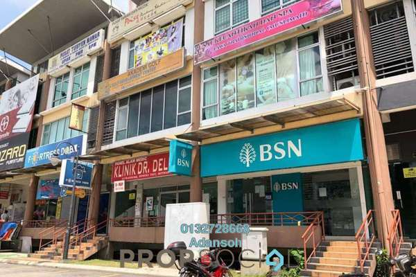 For Sale Shop at M Avenue, Segambut Freehold Unfurnished 0R/0B 3.3m