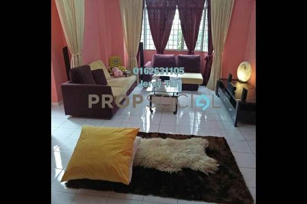 For Sale Condominium at Bukit OUG Condominium, Bukit Jalil Freehold Semi Furnished 2R/1B 268k