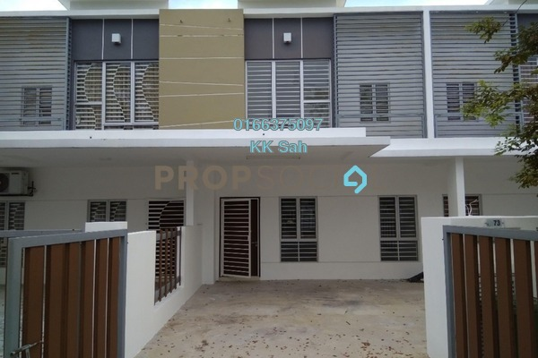 For Sale Terrace at Setia EcoHill, Semenyih Freehold Semi Furnished 4R/3B 539k