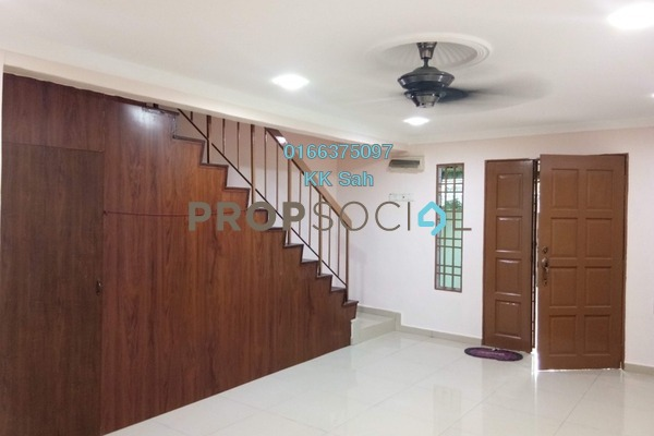 For Sale Link at Taman Desawan, Klang Freehold Semi Furnished 2R/1B 300k