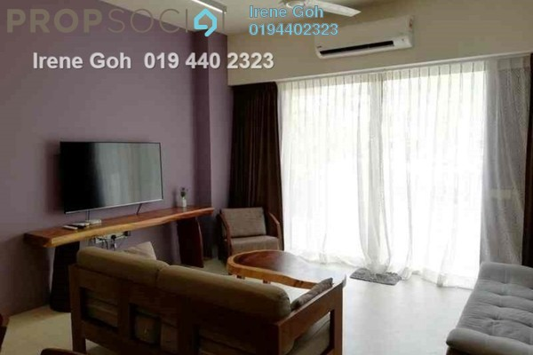 For Rent Condominium at By The Sea, Batu Ferringhi Freehold Fully Furnished 2R/2B 5k