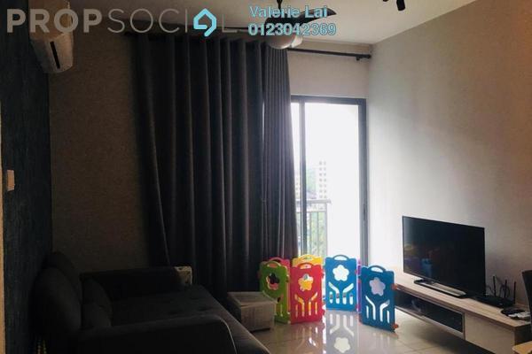 For Sale Condominium at Urbana Residences @ Ara Damansara, Ara Damansara Freehold Fully Furnished 2R/2B 680k