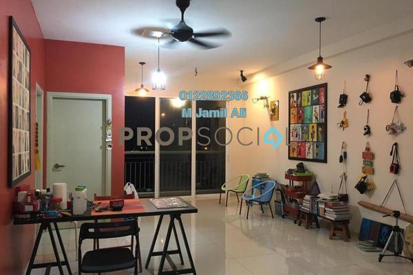 For Sale Apartment at TTDI Adina, Shah Alam Leasehold Unfurnished 2R/2B 420k
