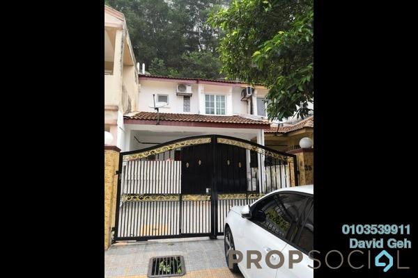 For Sale Terrace at Taman Bukit Pandan, Cheras Leasehold Semi Furnished 4R/3B 600k