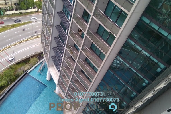 For Sale Condominium at DC Residency, Damansara Heights Freehold Fully Furnished 2R/2B 1.8m