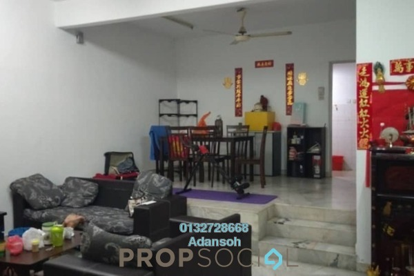 For Sale Terrace at Taman Menjalara, Bandar Menjalara Freehold Semi Furnished 4R/3B 880k