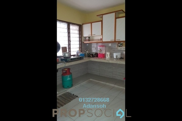For Sale Terrace at Taman Menjalara, Bandar Menjalara Freehold Semi Furnished 3R/2B 530k