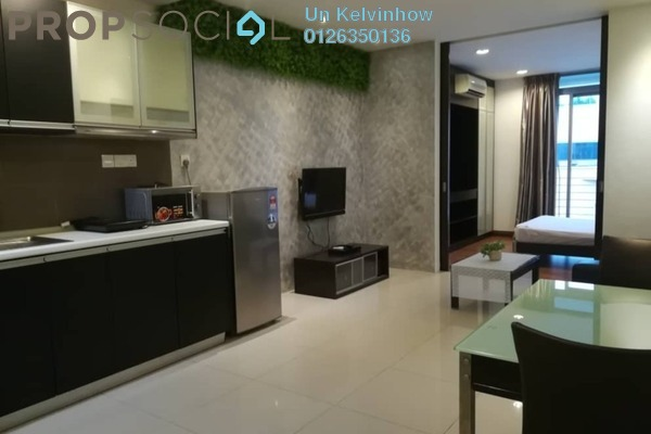 For Rent Condominium at Taragon Puteri Bintang, Pudu Freehold Fully Furnished 1R/1B 1.8k
