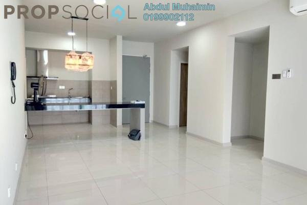 For Rent Condominium at Irama Wangsa, Wangsa Maju Freehold Semi Furnished 3R/2B 2.2k