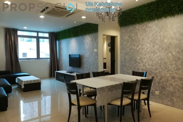 For Rent Condominium at Taragon Puteri Bintang, Pudu Freehold Fully Furnished 2R/2B 2.4k
