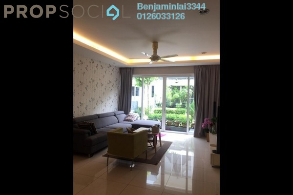For Sale Terrace at Amelia, Desa ParkCity Freehold Semi Furnished 4R/5B 2.9m