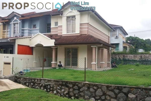For Sale Terrace at Taman Lestari Putra, Bandar Putra Permai Freehold Semi Furnished 4R/3B 678k