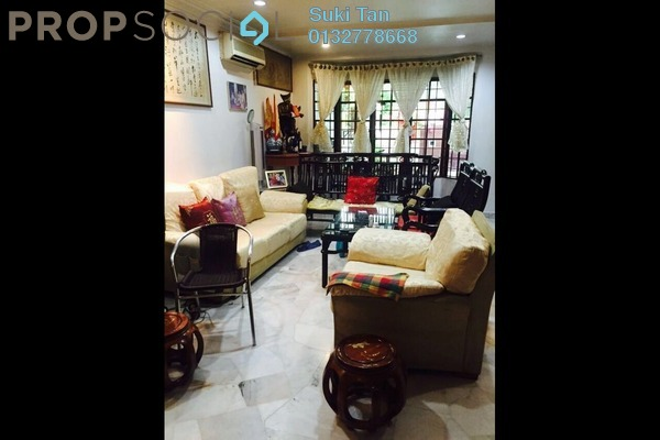 For Sale Terrace at Taman Menjalara, Bandar Menjalara Freehold Semi Furnished 4R/3B 850k