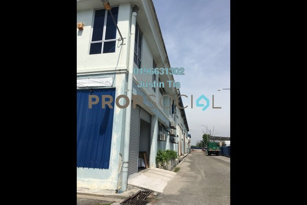 For Rent Factory at Section 27, Shah Alam Freehold Semi Furnished 0R/0B 40k