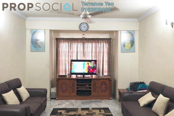 For Sale Apartment at Arcadia, UEP Subang Jaya Freehold Semi Furnished 3R/2B 430k