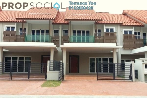 For Sale Superlink at Temasya Citra, Temasya Glenmarie Freehold Unfurnished 6R/5B 1.9m