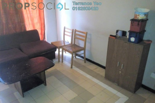 For Sale Apartment at Lafite Apartment, Subang Jaya Freehold Semi Furnished 3R/2B 430k