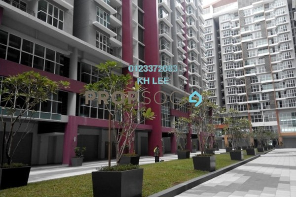 For Sale Serviced Residence at Pacific Place, Ara Damansara Freehold Fully Furnished 3R/3B 730k