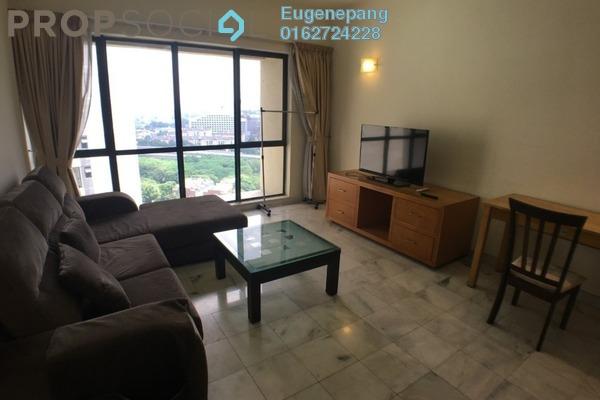 For Rent Condominium at Vista Damai, KLCC Freehold Fully Furnished 1R/1B 2.3k