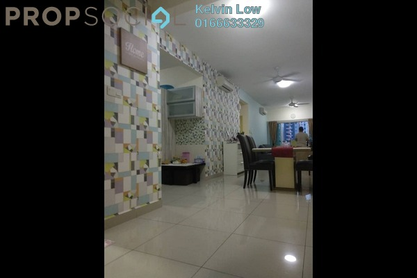 For Sale Condominium at Metropolitan Square, Damansara Perdana Leasehold Unfurnished 3R/2B 720k